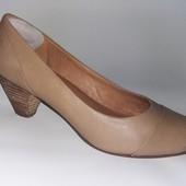 Качество туфли Janet D р 38 кожа