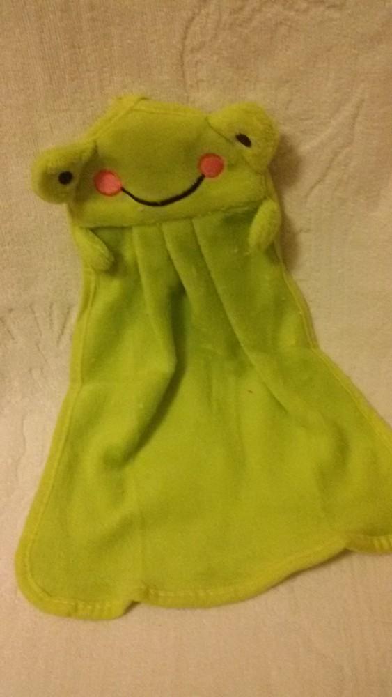 Полотенце детское зверушки звери для детей рушник дитячий фото №3
