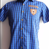 Новая рубашка S-М