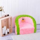 Мягкий бескаркасное кресло в детскую