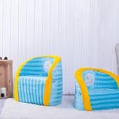 Мягкий бескаркасное кресло игрушка в детскую