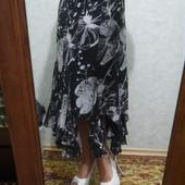 Летняя юбка без нюансов