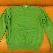 Пуловер свитер, Италия, 100% cotton,Wool&Co