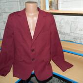 Школьная форма (пиджак) в состоянии нового