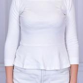 Блузка Кофточка с баской