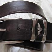 Кожаный ремень бренда GP&Max Италия