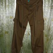 штаны котоновые с манжетами