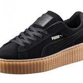 Женские кроссовки Puma Rihanna Suede