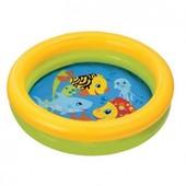 Надувной бассейн Рыбки Intex 59409