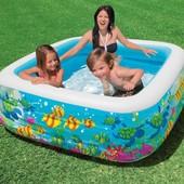 Детский надувной бассейн 57471