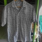 Мужская рубашка, размер М
