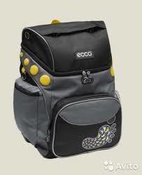 Школьный рюкзак ecco фото №1