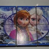Кубики frozen оригинал Disney