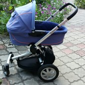 Красивеная коляска Quinny Buzz 3 или 4 , люлька и прогулка