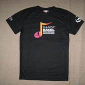 Clique (XS/S) спортивная футболка для бега мужская
