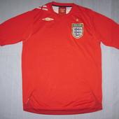 Umbro (M) футболка футбольная форма сборная Англии