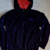 Куртка ветровка дождевик Lonsdale13лет