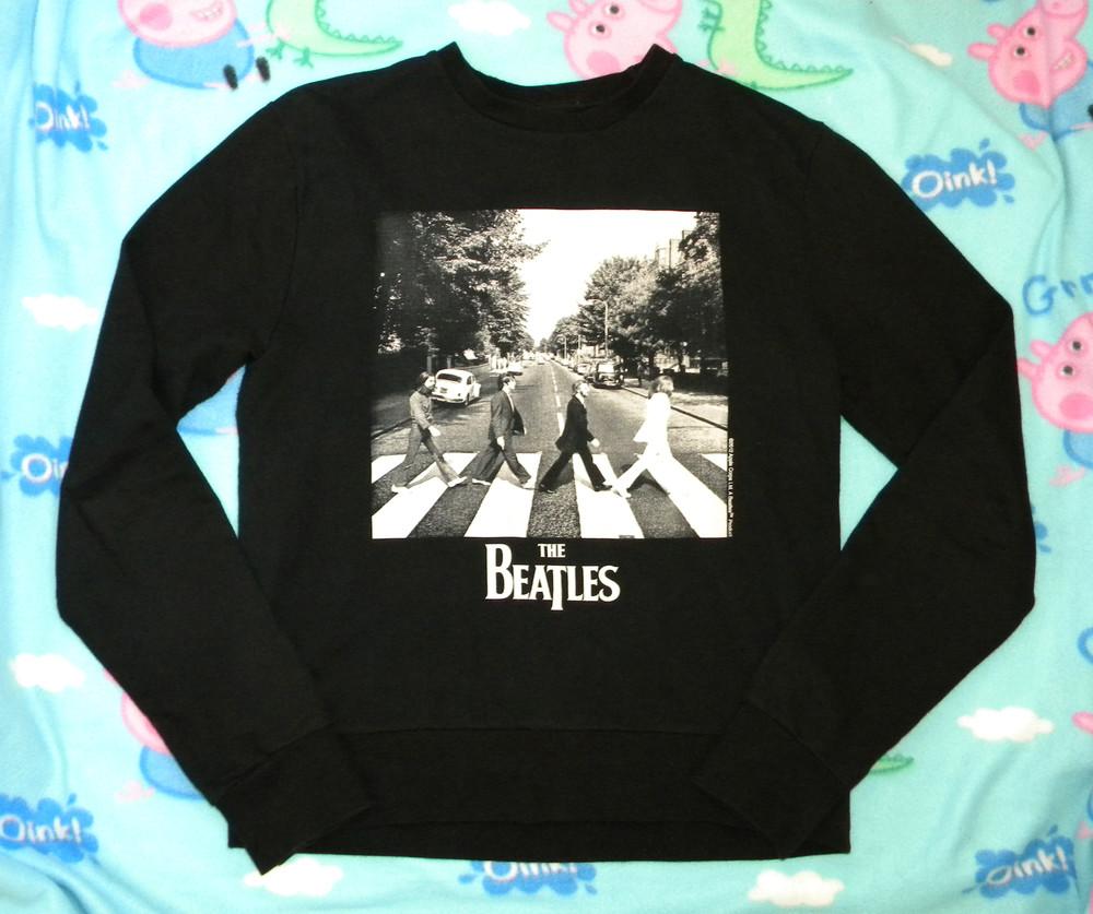 Свитшот р. М Beatles Bravado фото №1