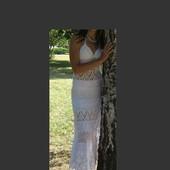 Платье-сарафан ручной работы, в нем вы будете неотразимы,