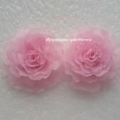 Розы на резинках и заколках