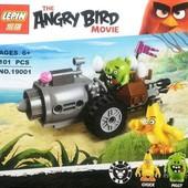 Конструктор Lepin 19001 Angry Bird, 101 дет.