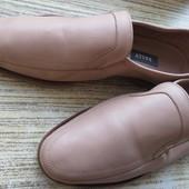 Статусные туфли-мокасины от Bally 43р-28см Отличное состояние