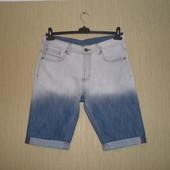 Шорты джинсовые Denim Co (Деним Ко), размер w34, качественные