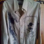 Мужская рубашка, +12грнУП
