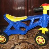 Толокар Ролоцикл . Беговел.