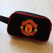 Барсетка для мальчика. Manchester United (оригинал). Состояние: новой вещи