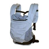 Эрго рюкзак Світ навколо серый. Бесплатная доставка по Украине!