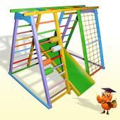 Детский игровой комплекс «Волшебник»