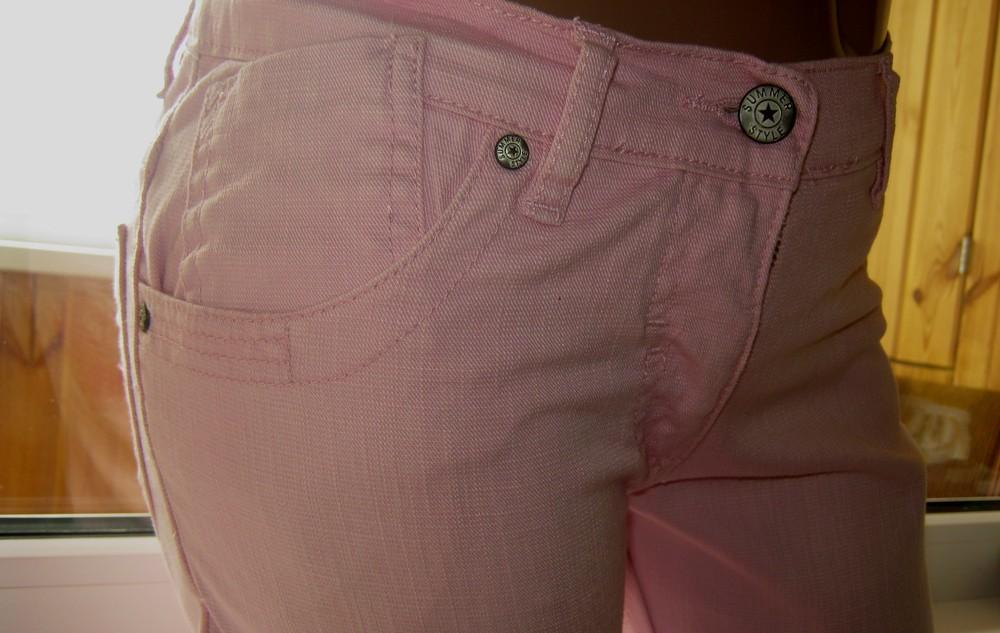 Летние джинсики с вышивкой infinity kids фото №1