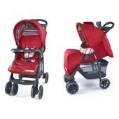 Прогулочная коляска Baby Tilly Rover bt-sb-0006C red с футкавером