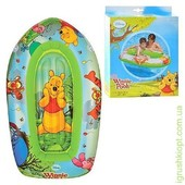Лодка надувная 119*79 см Winnie the Pooh Intex (58394)