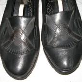 833. Туфли Ara (Ара)  кожа р. 5,5 (24,5 см)