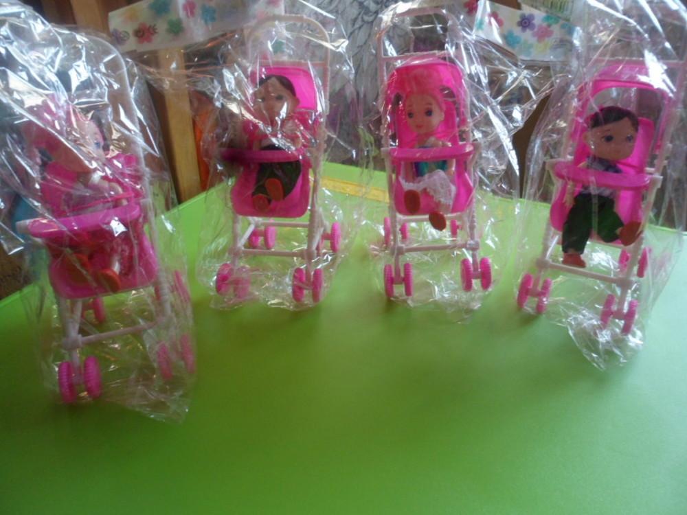 кукла с коляской  фото №1