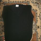 свитер безрукавка