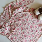 Новое трикотажное платьице Cath Kids на девочку 12-18мес.