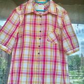 Блузка - рубашка для девушки наш 48 разм. ( 14) Street One