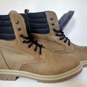 Зимние ботинки , модель Тр- 217ол