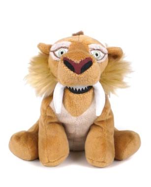 Распродажа - мягкая игрушка тигр диего 20 см. от ice age 4 фото №1