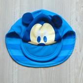 Яркая пляжная панамка для мальчика. Disney. Размер 9-12 месяцев, будет до 3-х лет. Состояние: новой