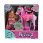 Кукла Эви и королевский конь с аксессуарами 12 см. от Simba