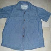 рубашка от Next 4 года 104см