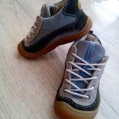 Дешевле! Мягенькие полностью кожаные кроссовки Ricosta Pepino Германия