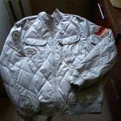 Куртка демисезонная размер 56