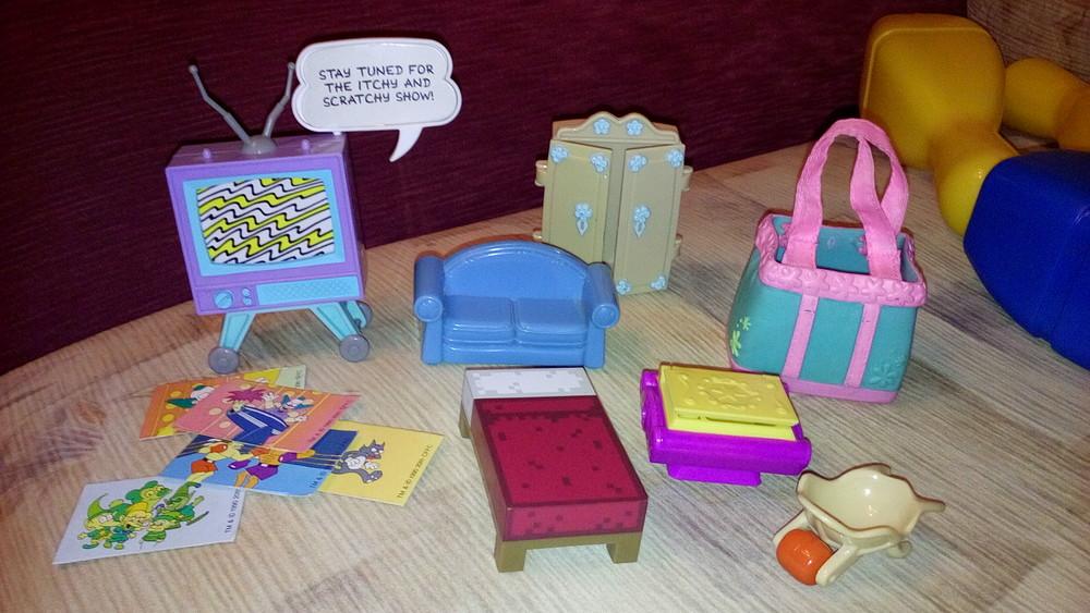 Кукольная мебель фото №1