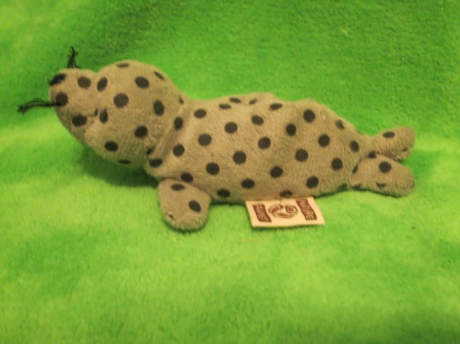Тюлень.мягкая игрушка.мягка іграшка.мягкие игрушки.nature planet фото №1