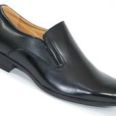 Мужские классические туфли Black